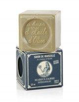Marseillské mýdlo olivové 100 g - Marius Fabre