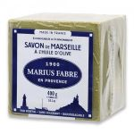 Marseillské mýdlo olivové 400 g - Marius Fabre