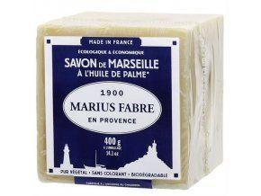Marseillské mýdlo palmové 400 g - Marius Fabre