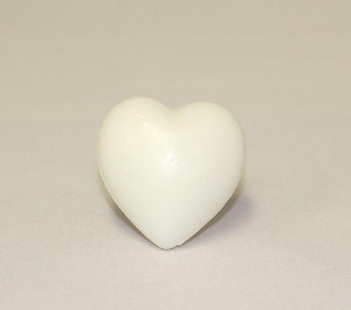 Mýdlo bílé srdce - Bulles de savon
